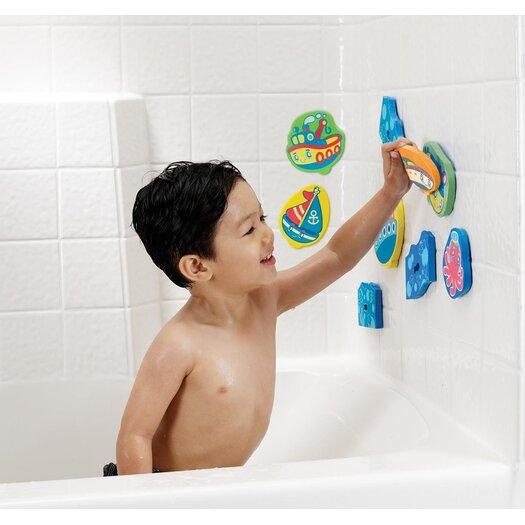 Munchkin Marine Adventures Bath Tub Foam Playset