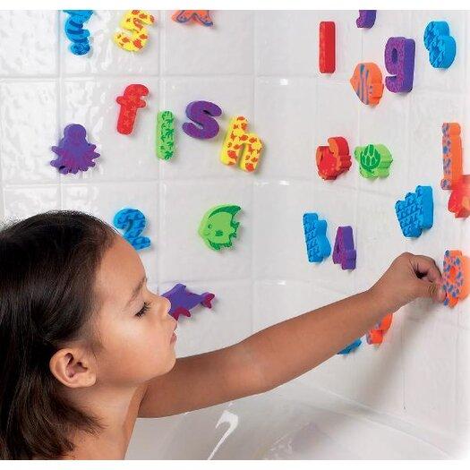 Munchkin Sea & Learn Shapes Toys 84 Piece Set