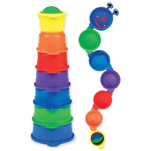 Munchkin Caterpillar Spiller™ Bath Toy