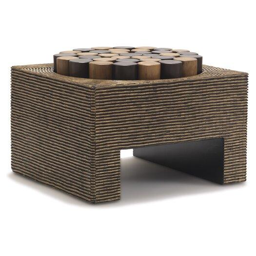 Snug Bambooty Mahogany Bench