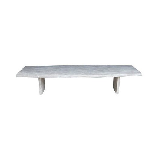 Snug Concave Dining Table
