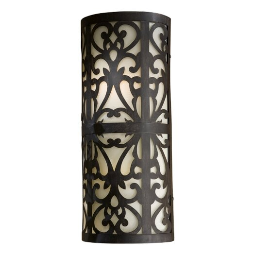 Great Outdoors by Minka Spazio Outdoor Wall Mount