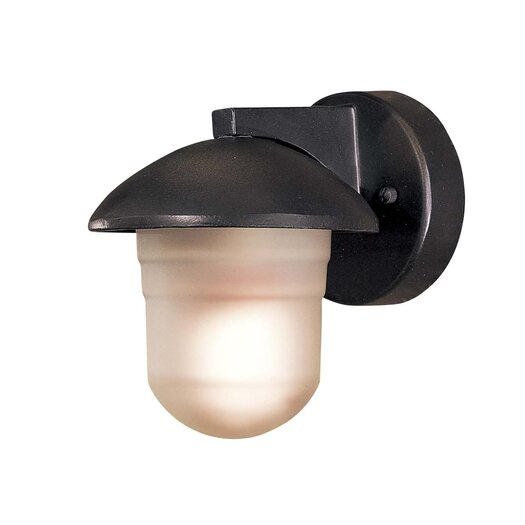 Great Outdoors by Minka Danbury Compact Outdoor Wall Lantern