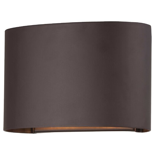 Great Outdoors by Minka Everton 2 Light Outdoor Wall Lighting