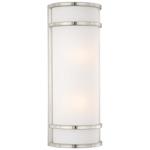 Great Outdoors by Minka Bay View 2 Light Outdoor Pocket Lantern