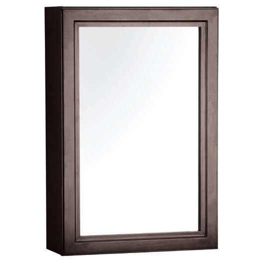 """Foremost Cavett 20.63"""" x 30"""" Surface Mounted Medicine Cabinet"""