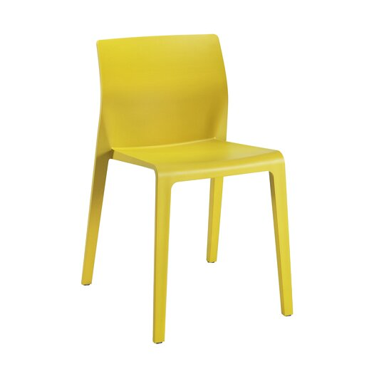Arper Juno Chair with Closed Backrest