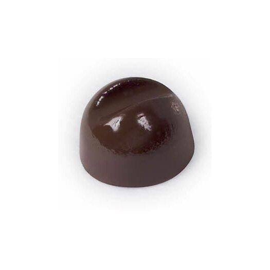 Paderno World Cuisine Indented Round Chocolate Mold