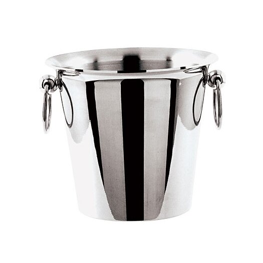Paderno World Cuisine Wine Bucket in Stainless Steel