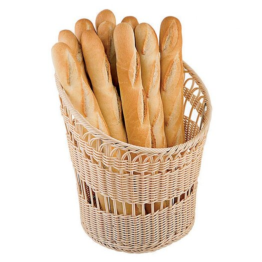 Paderno World Cuisine Round Bread Basket