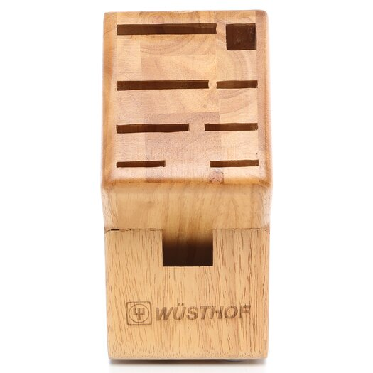 Wusthof 9-Slot Knife Block