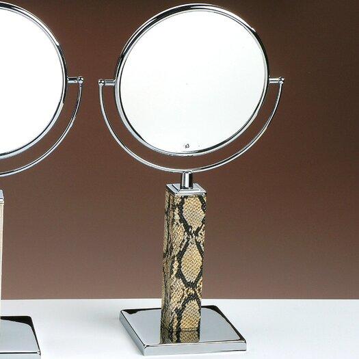 Bissonnet Kosmetic Victoria Patent Snake Mirror