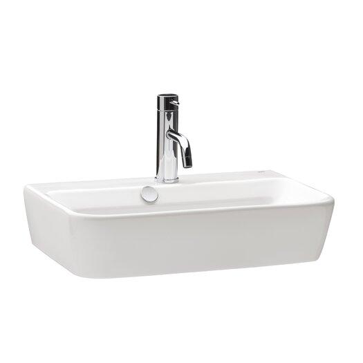 Bissonnet Emma Ceramic Wall Hung Bathroom Sink