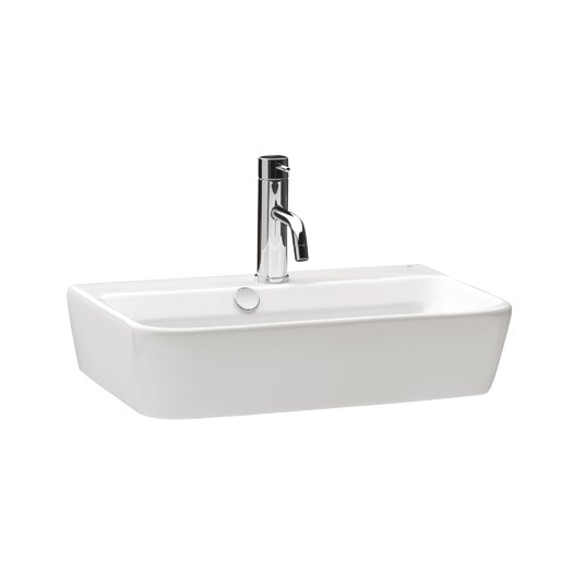 Bissonnet Emma Ceramic Wall Hung Bathroom Sink