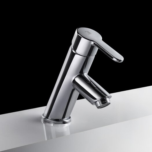 Bissonnet Pysa Single Hole Bathroom Sink Faucet with Single Handle