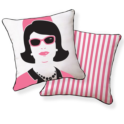 Naked Decor First Lady Pillow