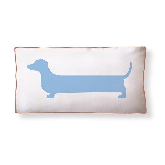 Naked Decor Super Dachshund Long Pillow