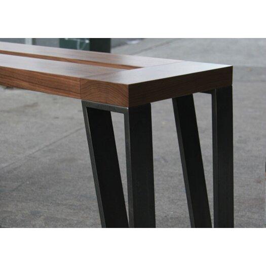 Semigood Design Whitaker Wooden Bench
