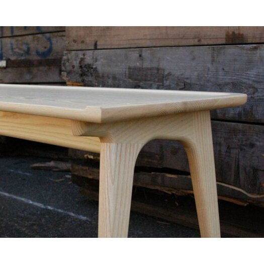 Semigood Design Rian Wooden Bench