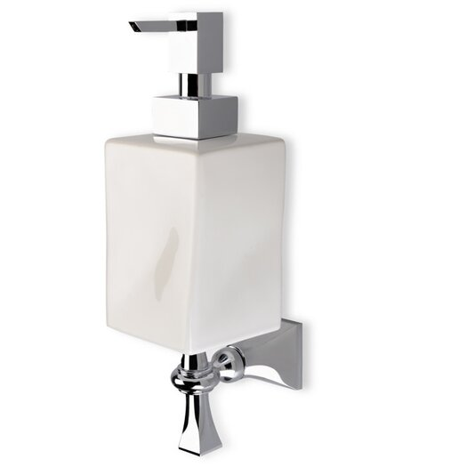 Stilhaus by Nameeks Prisma Classic Style Wall Mounted Soap Dispenser