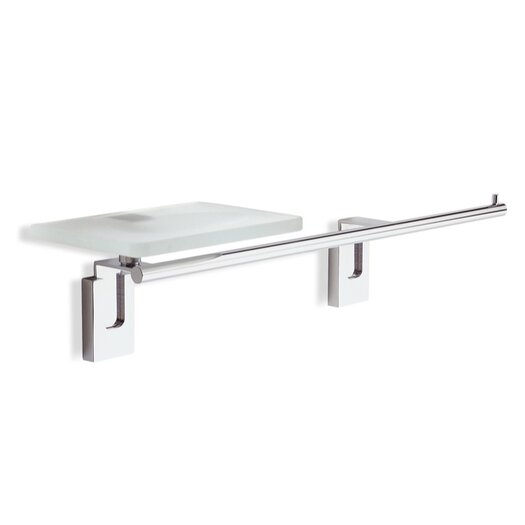 """Stilhaus by Nameeks Quid 17.7"""" Wall Mounted Towel Bar"""