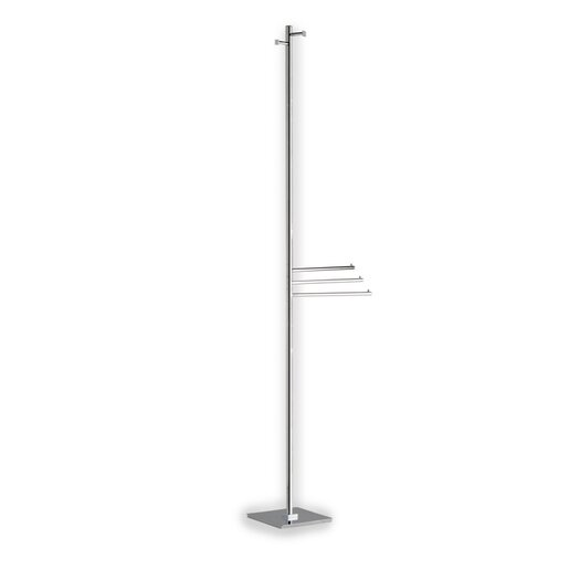 Stilhaus by Nameeks Quid Free Standing Robe and Towel Stand