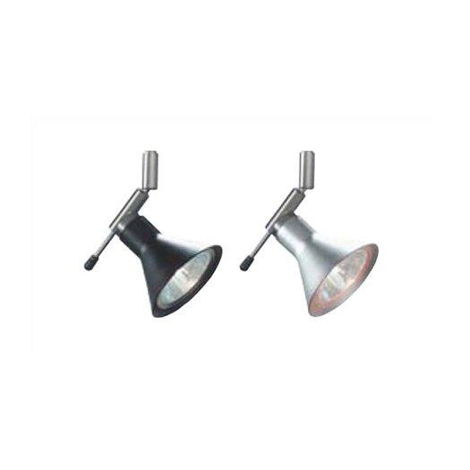 LBL Lighting Shield 1 Light Swivel I Track Head - Fusion Track Adaptable