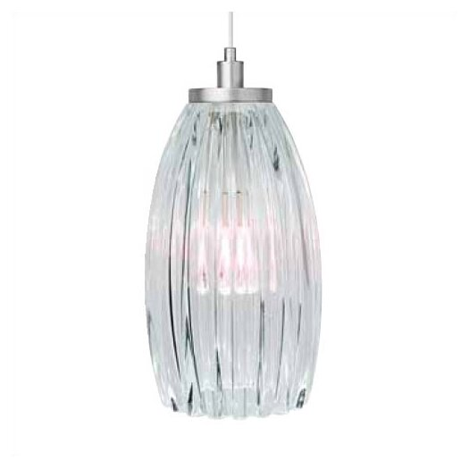LBL Lighting Flute 1 Light Mini Pendant