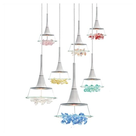 LBL Lighting Vision 1 Light Mini Pendant