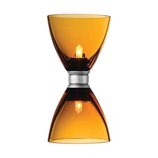 LBL Lighting Mini Dome I Twin Blown Glass Chandelier Head - 12V