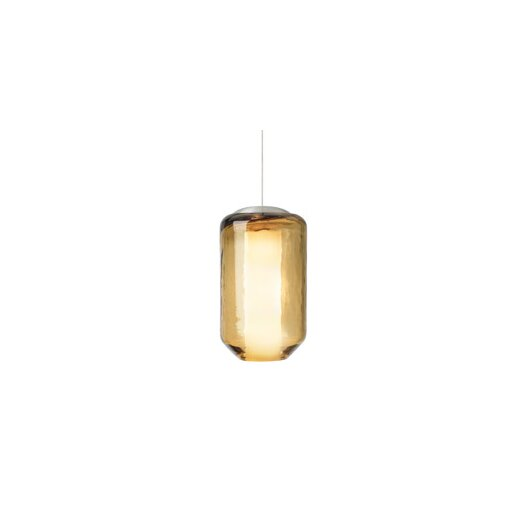 LBL Lighting Mini-Mason 1 Light Pendant