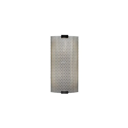 LBL Lighting Omni 2 Light Medium Outdoor Wall Sconce