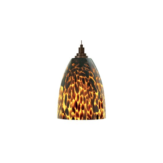 LBL Lighting Leo 1 Light Pendant
