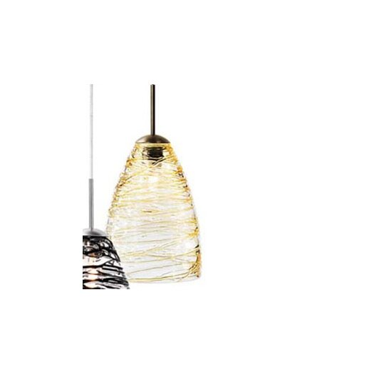 LBL Lighting Flow 1 Light Mini Pendant