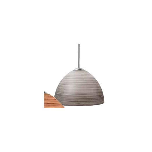 LBL Lighting Clay II 1 Light Mini Pendant