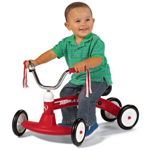 "Radio Flyer 5.5"" Scoot-About Balance Bike"