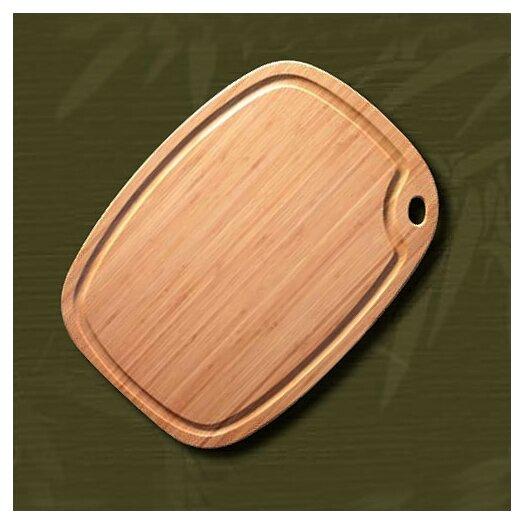Totally Bamboo GreenLite XL Utility Cutting Board