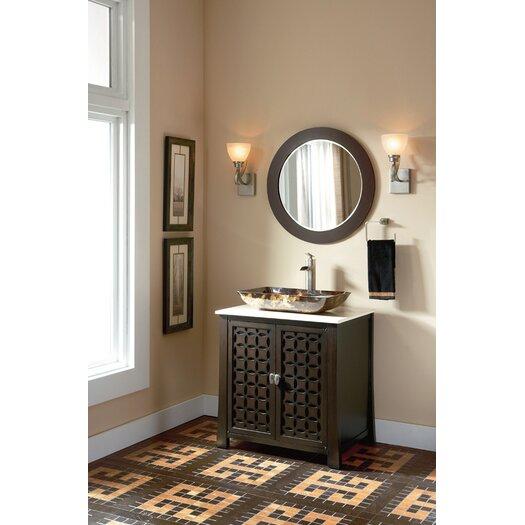 """Belle Foret 30"""" Single Bathroom Vanity Set"""