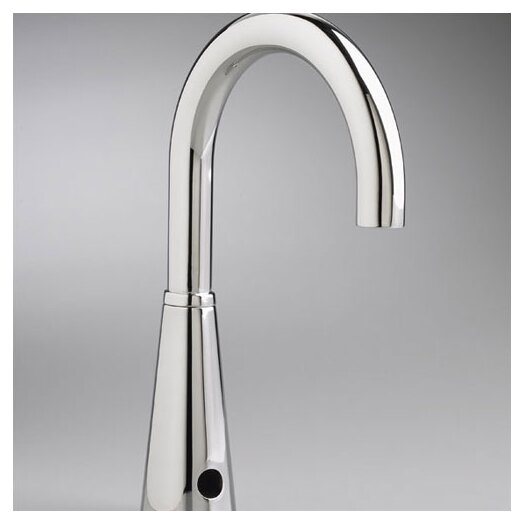 American Standard Selectronic Single Hole Electronic Faucet Less Handles