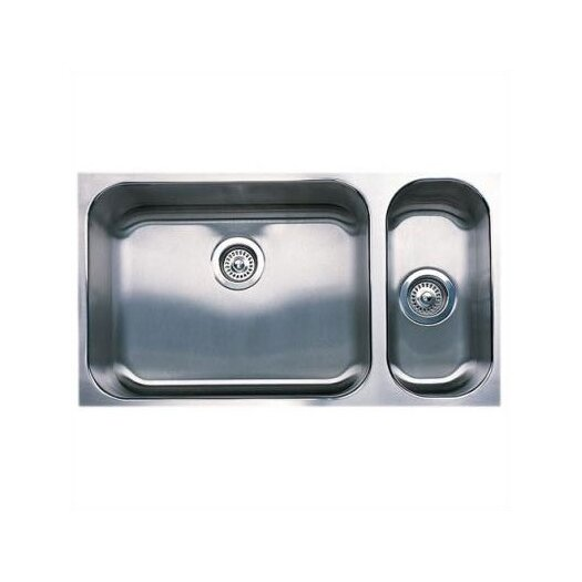 """Blanco Spex 32"""" x 18"""" Bowl Undermount Kitchen Sink"""