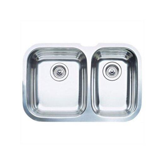 "Blanco Niagara 27.5"" x 18.13"" Bowl Undermount Kitchen Sink"