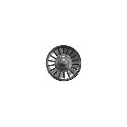 "Blanco 3.375"" Decorative Basket Waste Strainer"
