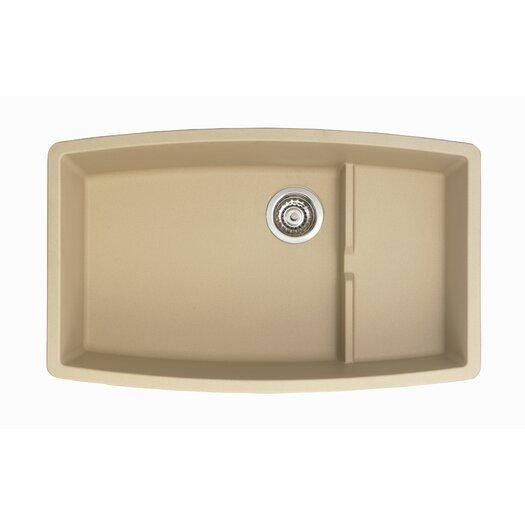 """Blanco Performa 32"""" x 19.5"""" Cascade Kitchen Sink"""
