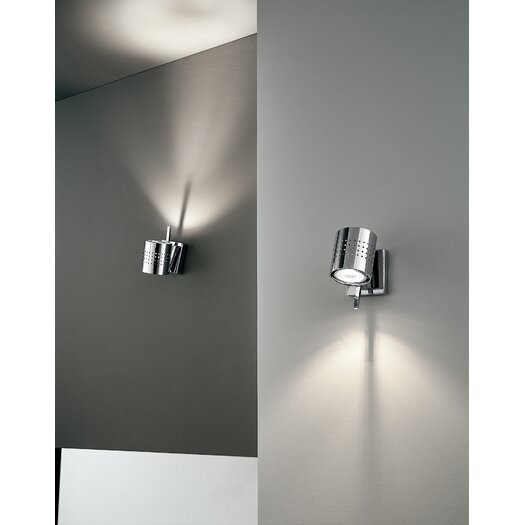 Studio Italia Design Minimania 1 Light Wall Sconce for Direct Lighting