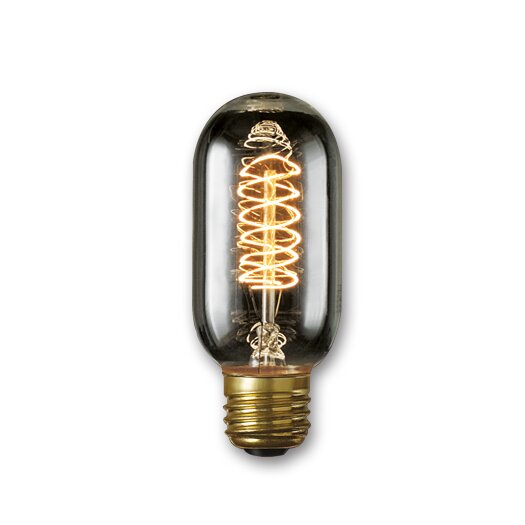 Bulbrite Industries 40W Smoke Incandescent Light Bulb