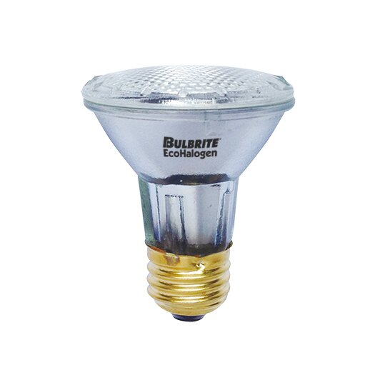 Bulbrite Industries 39W 120-Volt Halogen Light Bulb