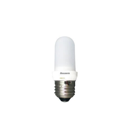 Bulbrite Industries Frosted 120-Volt Halogen Light Bulb