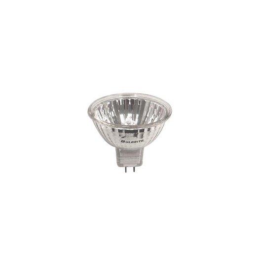 Bulbrite Industries Bi-Pin 75W 12-Volt Halogen Light Bulb