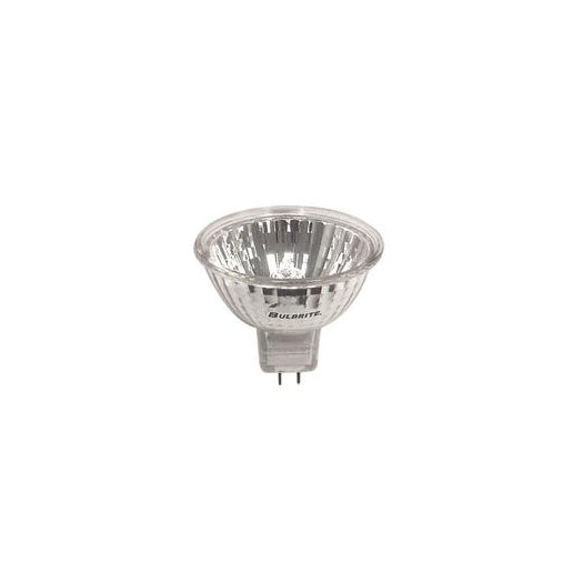 Bulbrite Industries Bi-Pin 75W 12-Volt Halogen Light Bulb
