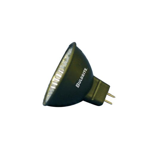Bulbrite Industries Bi-Pin 50W Black 12-Volt Halogen Light Bulb